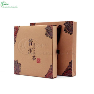 Wholesale Tea Set Gift Box Tea Packaging Cardboard Boxes (KG-PX091)