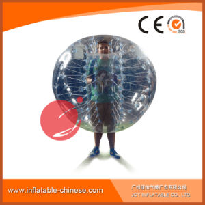 PVC Top Human Amusement Park Inflatable Football Bumper Bubble Ball Z3-102 pictures & photos