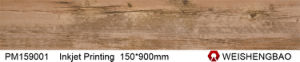 Factory Price Building Material Wholesale Wood Look Glaze Tile pictures & photos