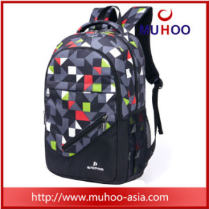 Fashion Checks Travel Backpacks School Bag for College pictures & photos