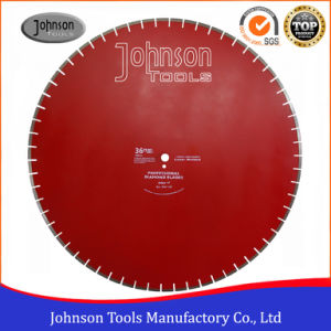 900mm Diamond Saw Blade with High Quality for Green Concrete Cutting pictures & photos