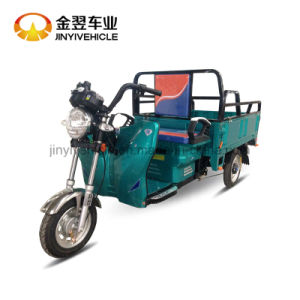 Electric Cargo Tricycle with Big Power pictures & photos