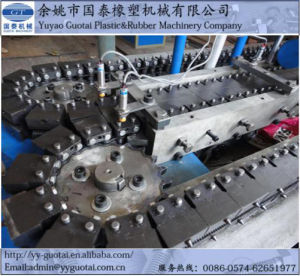 PA PE PP Wiring Harness Protective Coat Corrugated Pipe Machine pictures & photos