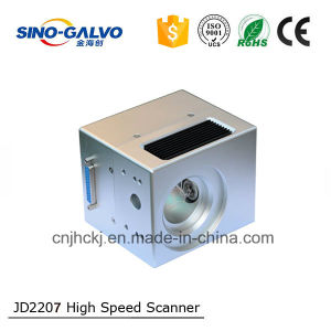 Jd2207 12mm 20W Fiber Laser Cutting Head with Digital Signal pictures & photos