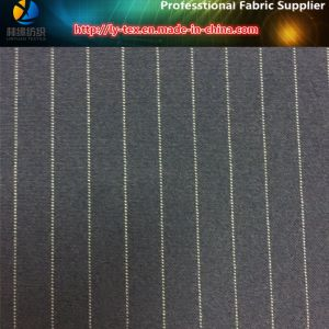 Polyester Fabric with Spandex for Trousers/Garment pictures & photos