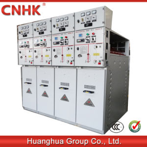 10~24kv Sf6 Gas Insulated Switchgear pictures & photos