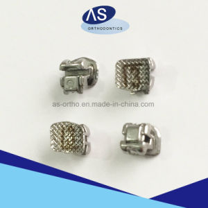 Orthodontics Self Ligating Brackets Dental Laser Mark Metal Brackets pictures & photos