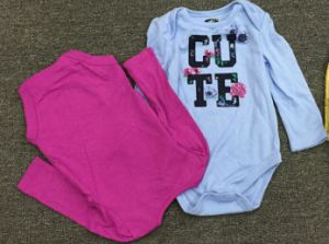 Fashion Baby Bodysuits in Good Sale pictures & photos