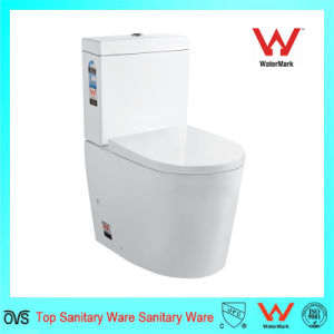 Hot Selling to Australia Sanitary Ware Watermark One Piece Toilet pictures & photos