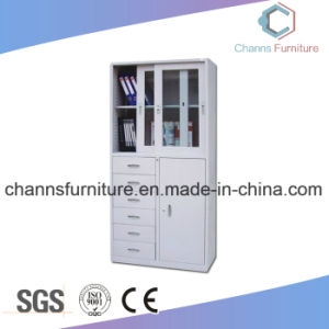 Hot Sale Big Capacity Fireproof Metal Office File Cabinet pictures & photos