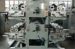 Automatic Flexo Printing Exercise-Book / Notebook Making Line (ZX-1020B) pictures & photos