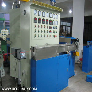Siemens Motor Driving High Speed Rubber Cable Extrusion Machine pictures & photos