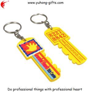Fashion Key Shape Key Holder Keyring for Promotion (YH-KC069) pictures & photos