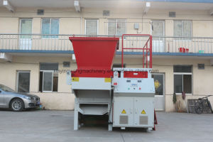 Single Shaft Shredder Machine for Soft Plastic pictures & photos