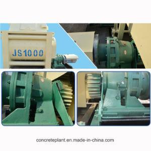 High Quality Js1000 Automatic Concrete Mixer for Constrution Program pictures & photos