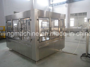 High Speed Fruit Juice Filling and Sealing Machine pictures & photos