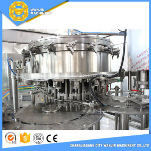 Cola Soft Gas Drinks Making Filling Line pictures & photos