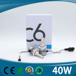 Wholesale Ce RoHS Certified IP67 11 Inch Automobiles Car LED Headlight pictures & photos