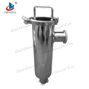 Industrial Sanitary Filter Stainless Steel Tube Filter pictures & photos
