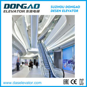 30 Degree Auto Start Indoor Escalator pictures & photos