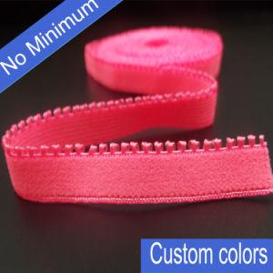 No Minimum Custom Colors Picot Bra Elastic in 11mm pictures & photos