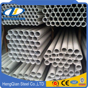 SGS ISO 201 304 316 430 Cr Stainless Steel Pipe for Construction pictures & photos