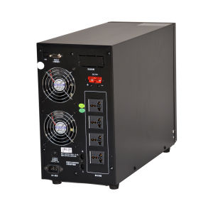 3000va Pure Sine Wave Online UPS Power Supply with Battery pictures & photos