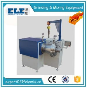 Ele Horizontal Large Flow Ultrafine Bead Mill for Pigment, Paint, Coaint, Ink Wet Grinding pictures & photos