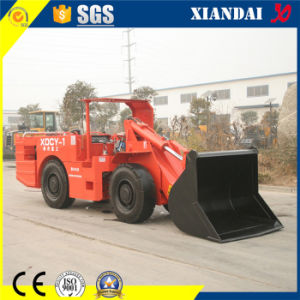 Xdcy-1A 1cbm 2ton Underground Scooptram LHD Mucking Loader pictures & photos