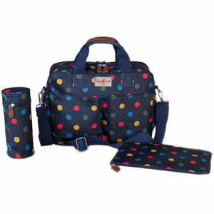 Waterproof PVC Canvas Multifunction Mummy Bag (501606) pictures & photos