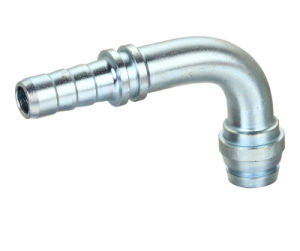 Industrial and General Purpose 90 Degeree Hydraulic Elow Hose Fittings pictures & photos