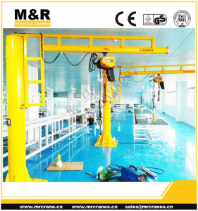 Highly Efficient Professional 360 Degree Column Jib Crane pictures & photos