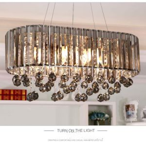 European Hotel Decorative Pendant Handworked Lamp Crystal Chandelier pictures & photos