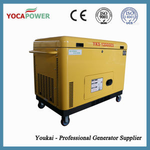 10kVA 3 Phase Soundproof Diesel Engine Power Generator Set pictures & photos