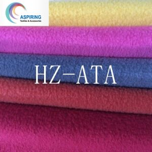 100 Polyester Anti Pilling Polar Fleece Fabric pictures & photos