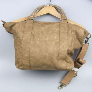 Elegent Ladies PU Handbag, Women Shopping Handbag Fashion Bas Supplier pictures & photos