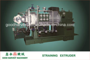 Straining Extruder for PVC Calender Making Plant pictures & photos
