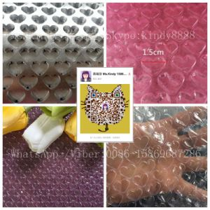 Heart Shape PE Bubble Film Making Machine 2 Layer pictures & photos