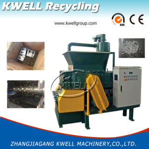 PE Shredder with Crusher/Shredder pictures & photos