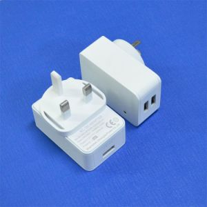 5V 3A USB Port Power Charger Adapter - UK Plug pictures & photos