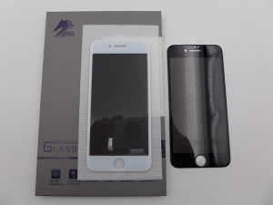 Anti Spy Peep Mobile Phone Touch Screen Protector for iPhone7 pictures & photos