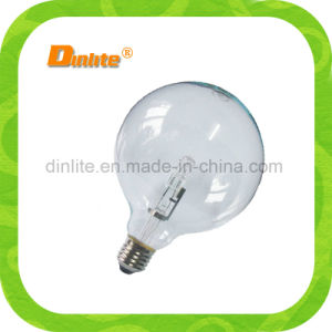 Energy saving G45 B22 28W halogen light bulb pictures & photos