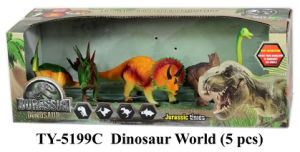 Funny Dinosaurs World Animals Toy pictures & photos