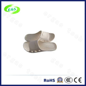 High Quality Colorful ESD PVC Slippers pictures & photos