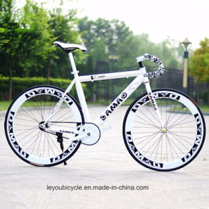 Popular Carbon 700c Fixed Gear Bike (ly-a-76) pictures & photos