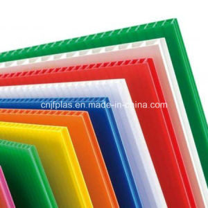 PP Corrugated Plastic PP Sheet Hot Sales for Construction and Digital Printing pictures & photos