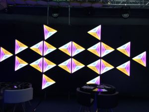 Indoor Wall/Ceiling Effect Colorful RGB 3 in 1 3D Effect LED Backdrop Decoration pictures & photos