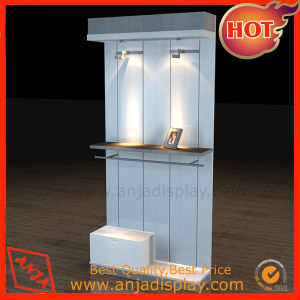 Garment Display Furniture Store Gondola System with Shelving pictures & photos