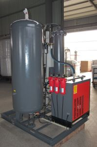 Small Nitrogen Generator 99.99% Purity pictures & photos