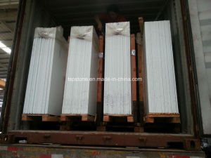 White Crystallized Glass Panel / White Glass Stone pictures & photos